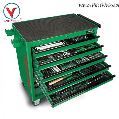 Tủ đồ nghề 8 ngăn 340 chi tiết GT-34001